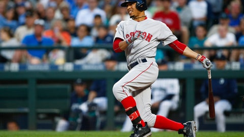 Mookie Betts - OF - Boston Red Sox