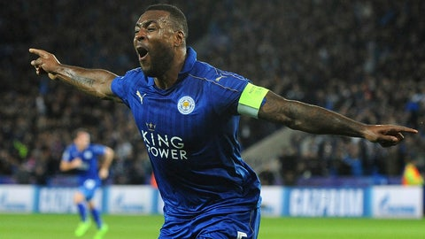 The big boys stepped up for Leicester