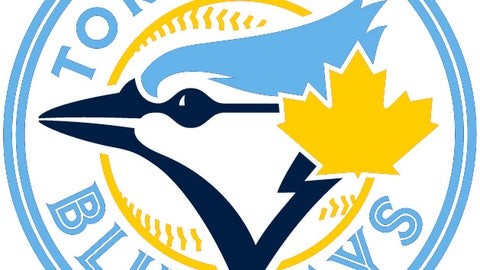 Blue Jays (in Rays colors)