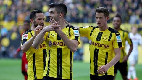 Borussia Dortmund: $808 million