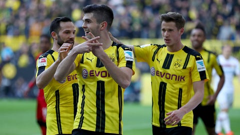 Borussia Dortmund: $808 million