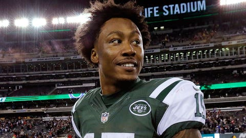 WR Brandon Marshall to the Giants: A