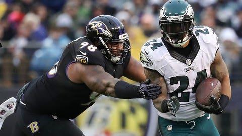 NT Brandon Williams, Ravens