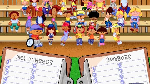 Backyard Baseball