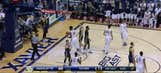 Highlights: J.P. Macura (20 points)  vs. Marquette Golden Eagles, 3/1/2017