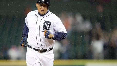 Miguel Cabrera - 1B - Detroit Tigers