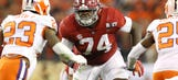 Why Alabama's Cam Robinson has the potential to be a franchise left tackle
