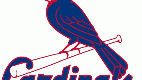 Cardinals (in Cubs colors)