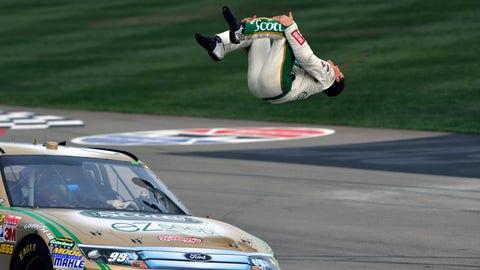 Roush Fenway Racing dominance
