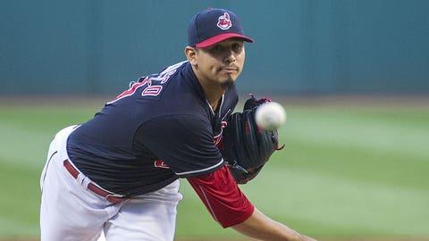 Carlos Carrasco -- Cleveland Indians