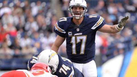 Philip Rivers: 97-79 (.551)