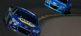 Top 10 results after Stage 2 in Camping World 500