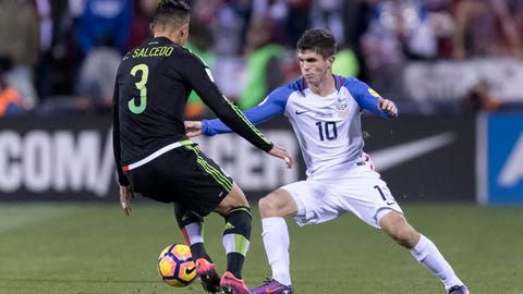 North, Central America & Caribbean (CONCACAF)