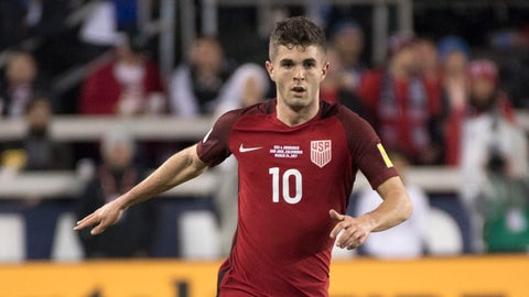 Pulisic was given the keys to the car