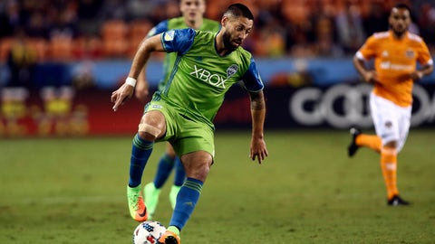The Sounders showed a lot of fight after a sleepy start