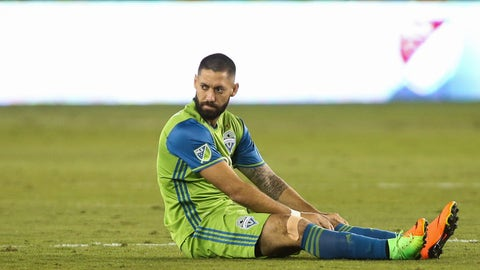 Seattle Sounders - Clint Dempsey: $3.892 million