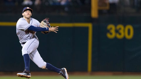 Carlos Correa - SS - Houston Astros