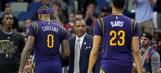 Cousins, Davis still seeking winning chemistry with Pelicans
