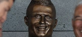 An examination of the 'horrifying' Cristiano Ronaldo sculpture at newly named Ronaldo Airport