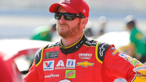 Won't win: Dale Earnhardt Jr.
