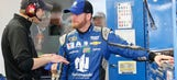 Dale Earnhardt Jr. says drivers will need 4 tires today