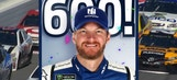 Dale Earnhardt Jr is Mister 600