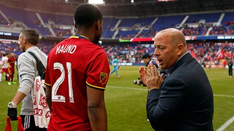 Surprise! Real Salt Lake's coaching change wasn't a magic fix