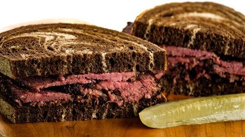 Deli - Pastrami Sandwich