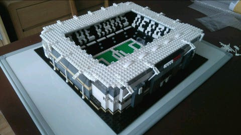 Derby County, Pride Park Stadium