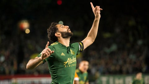 Portland Timbers - Diego Valeri: $2.607 million