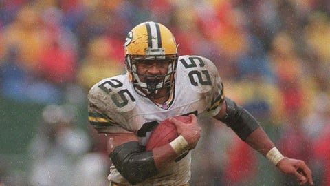 1994: Dorsey Levens (RB, Georgia Tech) by Green Bay Packers (Rd. 5, pick 149)