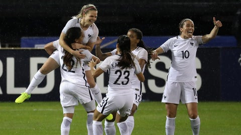 Reason to worry: The world might be catching up the USWNT