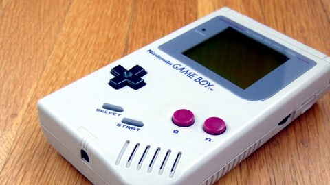 The original Game Boy was hot on the streets