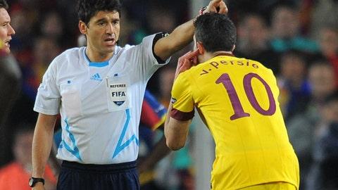 2010/11: Barcelona 4, Arsenal 3
