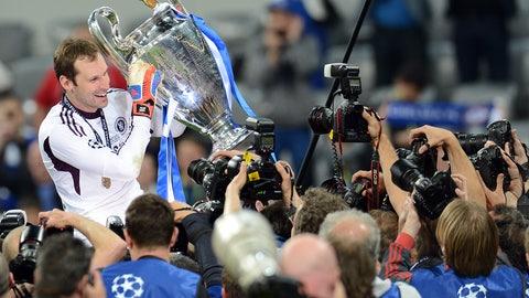 Chelsea - Best finish: Winners, 2011/12