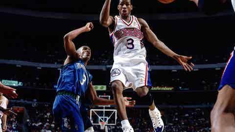 Detroit Pistons: Allen Iverson