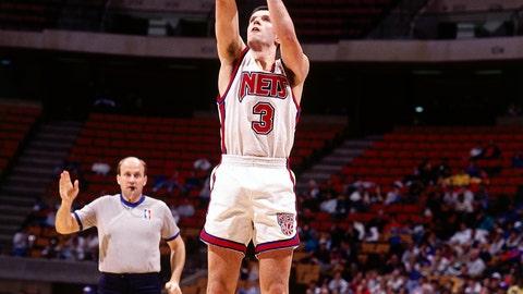 Oklahoma City Thunder: Drazen Petrovic