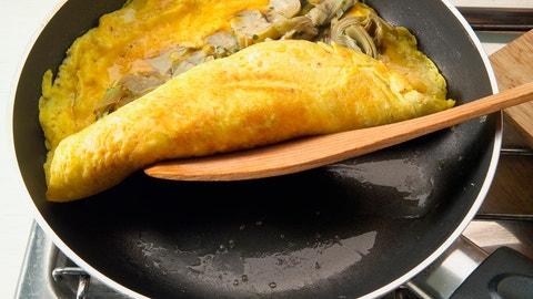 Omelet Flipping