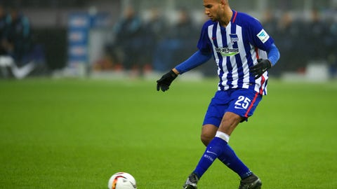 John Brooks — Hertha Berlin