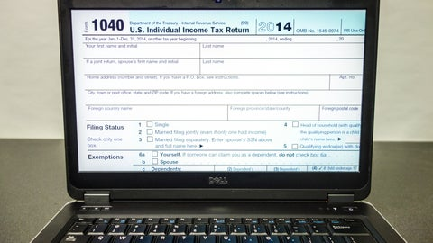 Timed Personal Tax Filing Challenge