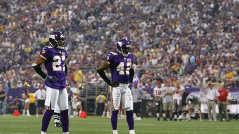 Minnesota Vikings: CB Fred Smoot (2005)