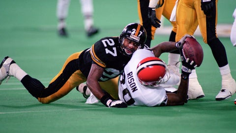 Cleveland Browns: WR Andre Rison (1995)