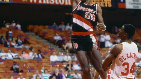 New Orleans Pelicans: Clyde Drexler