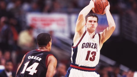 No. 10 Gonzaga (1999, Elite Eight)