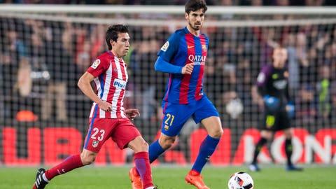 Attacking midfielder: Nicolas Gaitan