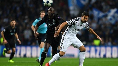 Danilo was the one bright spot for Porto
