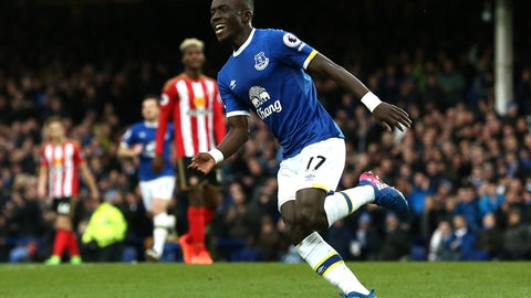 Can Idrissa Gueye take command of the midfield once again?