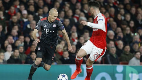 Arjen Robben is still a boss