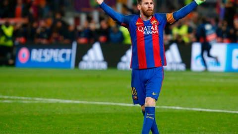 Lionel Messi - 114 appearances*