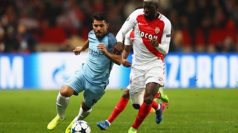 Monaco's midfield selection